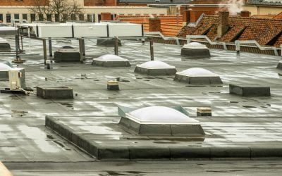 Why Commercial Roof Maintenance is Crucial for Your Building