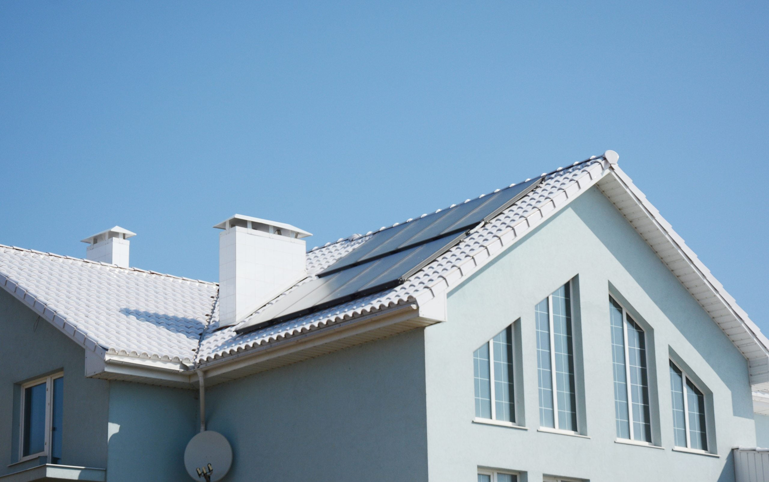 The Benefits Of Cool Roofs In The Summer Haltom City